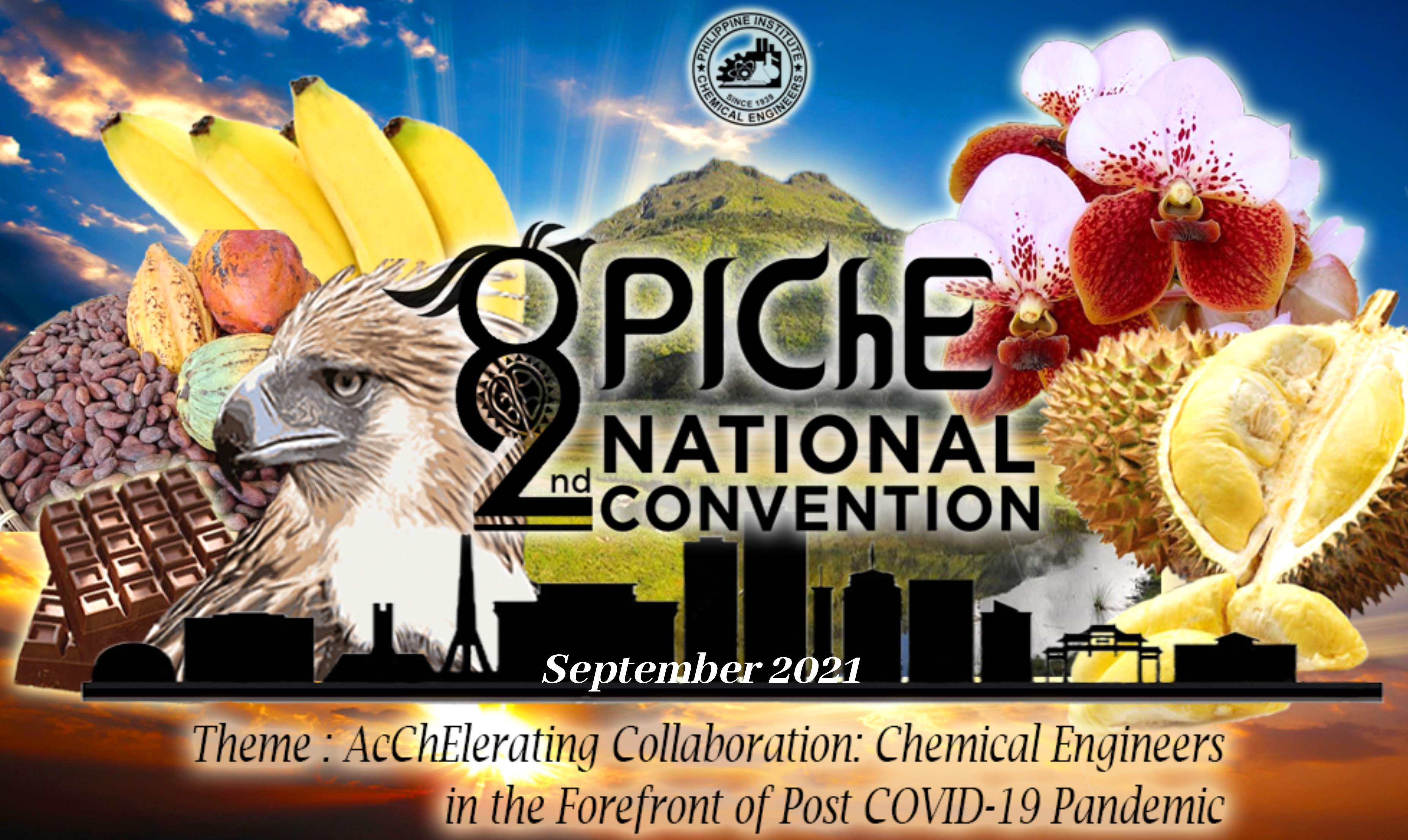 The 82nd PIChE National Convention Teaser Program